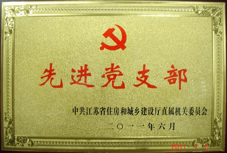 2010先进党支部