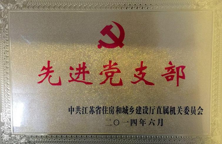 2013先进党支部