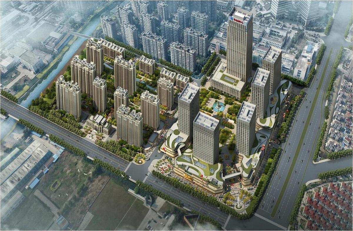 扬州联创国际软件园B地块项目