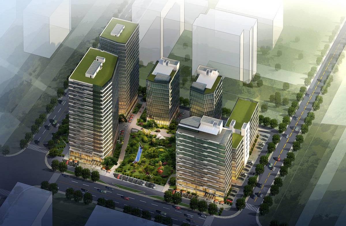 江苏电子商务产业园(一期)项目