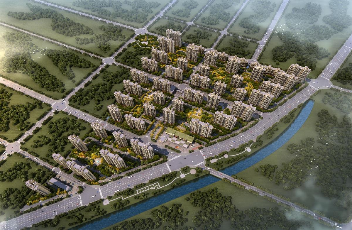 韩桥嘉苑安置房建设工程项目