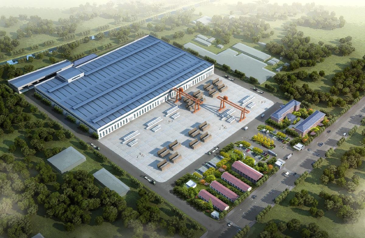 徐州预制装配式混凝土构件制造项目